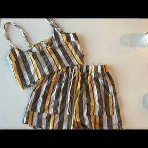 honey punch two piece set